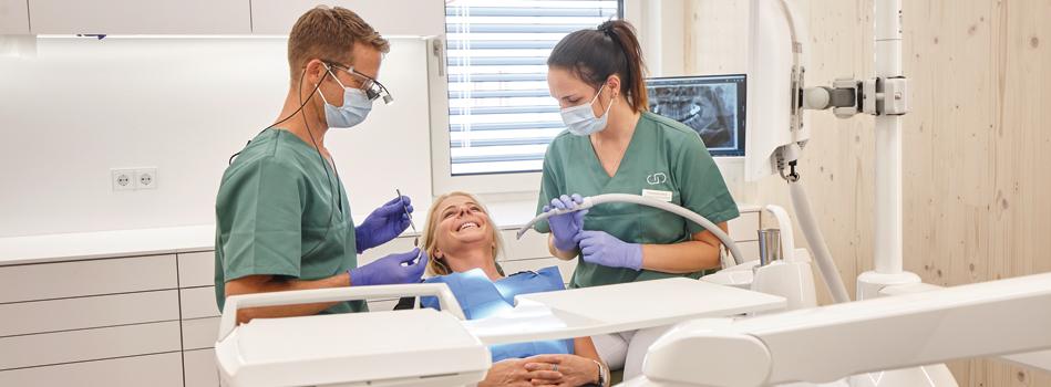 Behandlung Zahnarzt | Dres. Jung – Fachzahnärzte Donauwörth