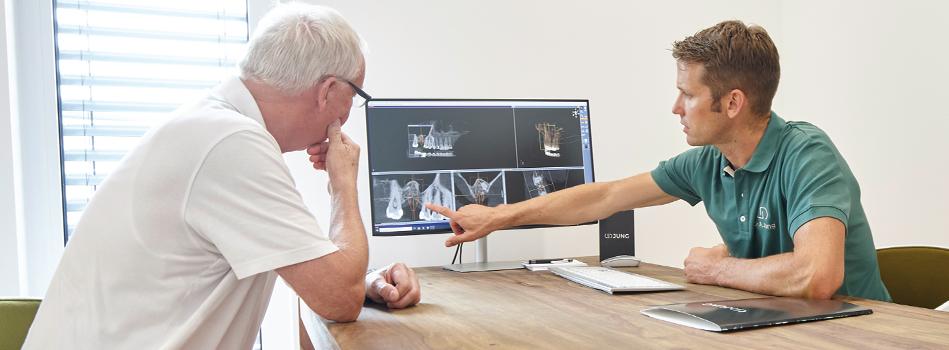 Implantatbild Zahnarzt | Dres. Jung – Fachzahnärzte Donauwörth