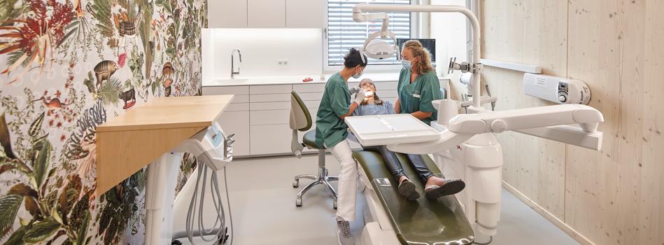 Kinder beim Zahnarzt | Dres. Jung – Fachzahnärzte Donauwörth